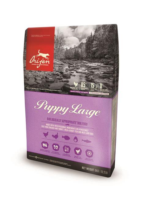 orijen large breed puppy orijen large breed puppy food dogkart