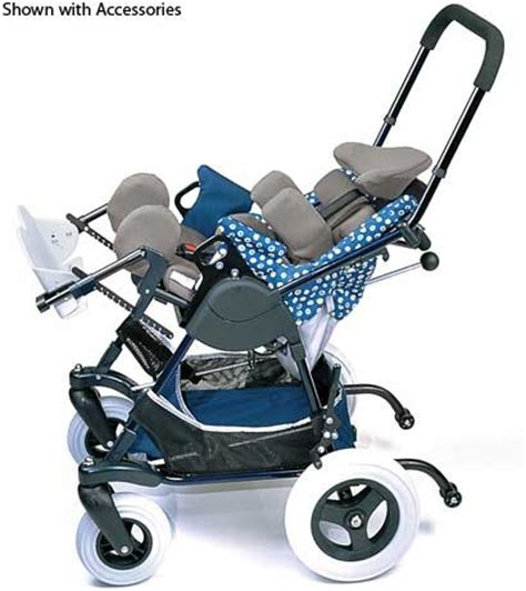 Chair Stroller Familly pediatric wheelchair mobility aid especial needs