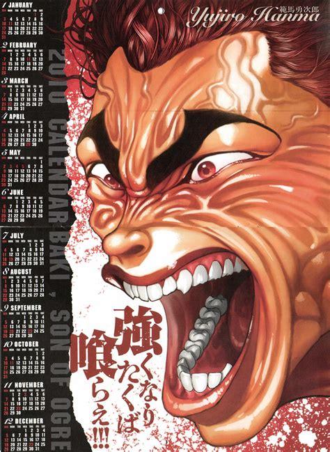 grappler baki hanma yuujirou grappler baki zerochan anime image board