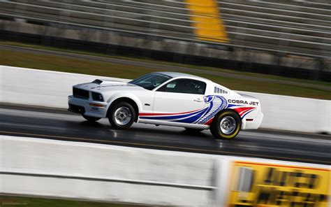 Ford Cobra Jet by 2008 Ford Cobra Jet Mustang Widescreen Car Image