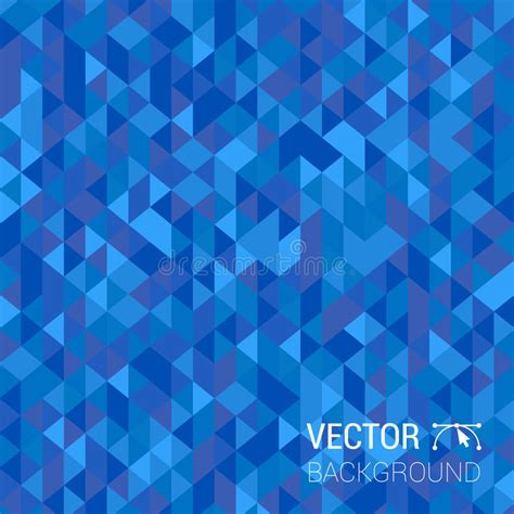 abstract geometric pattern blue abstract modern geometric blue background triangle