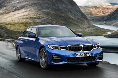 Bmw 3er 2019 Motoren by 2019 Bmw 3 Series Unveiled At Motor Show 2018