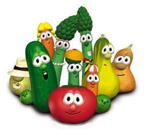 cartoon film about veg veggietales western animation tv tropes