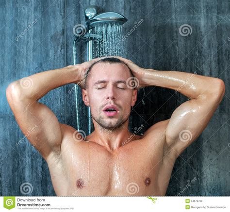 shower royalty free stock images image 34679709