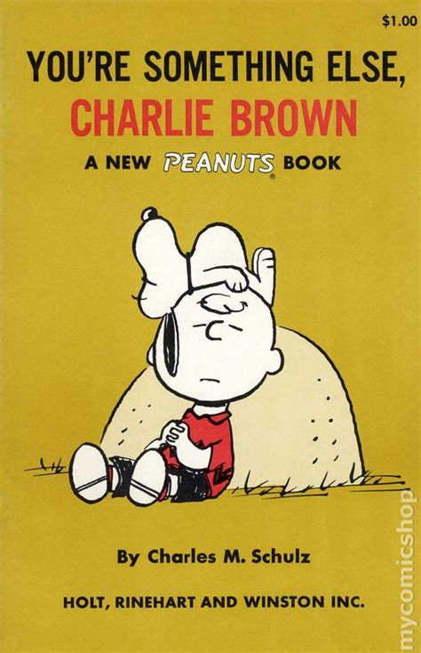 peanuts every sunday 1971 1975 books you re something else brown sc 1968 holt