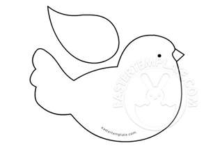 Printable Bird Template doc 600400 bird template 9 printable bird templates