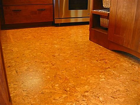 Cork Floors In Kitchen Cork Flooring Cork Floor Cork