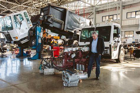 Ian Wright Tesla From Tesla To Trash Wrightspeed S Electric Garbage Truck