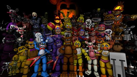 Thank You 2 fnaf sfm thank you 2 by mikowater93 on deviantart