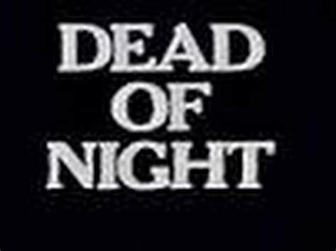 libro dead of night a return flight bbc dead of night youtube