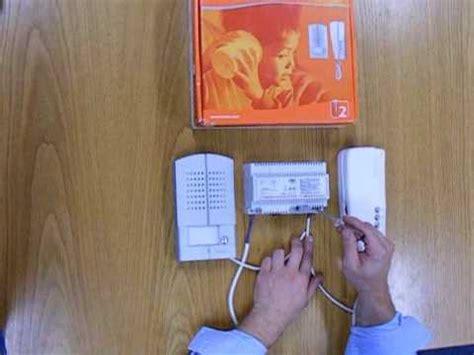 bticino swing bticino 2 wire audio kit