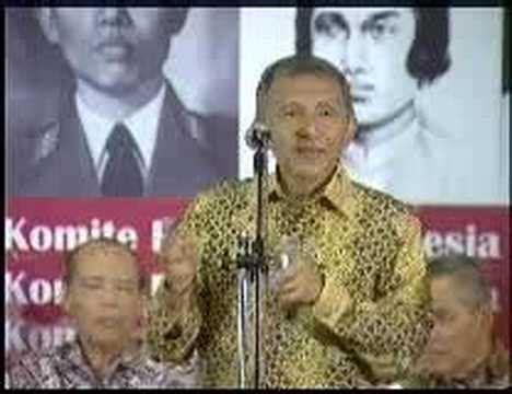 ahok bela alexis benarkah amien rais janji jalan jogja jakarta doovi