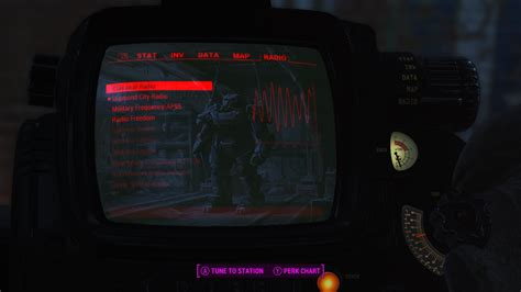 pipboy background fallout  fo mods