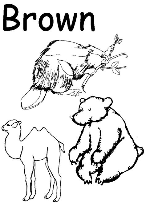 preschool exercise coloring pages color worksheets for preschool coloring home