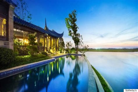 taohuayuan suzhou china s most expensive home is fit for an emperor