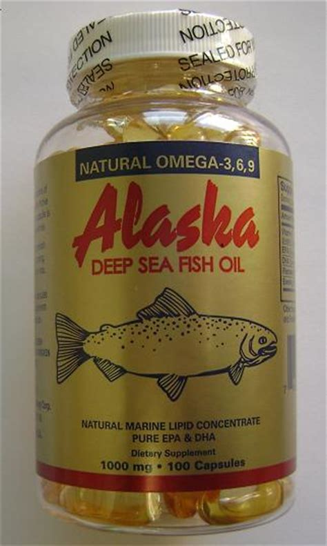 Sea Fish Softgel 100 Asli megahealth inc