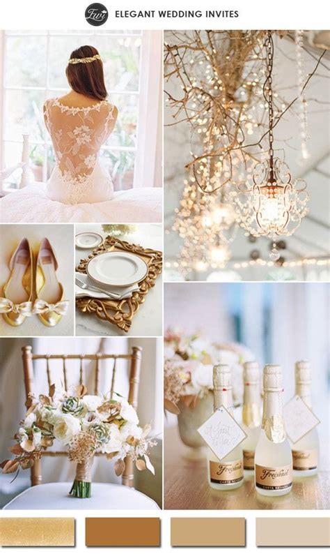 2015 antique and collectible trends 25 best ideas about chagne wedding colors on pinterest
