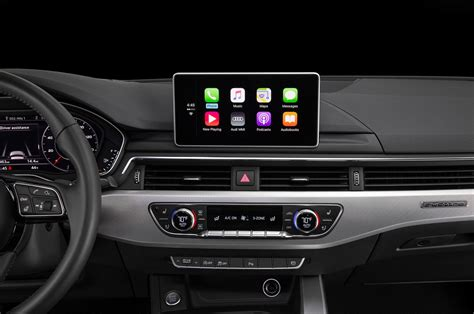 audi dashboard 2017 audi a4 reviews and rating motor trend