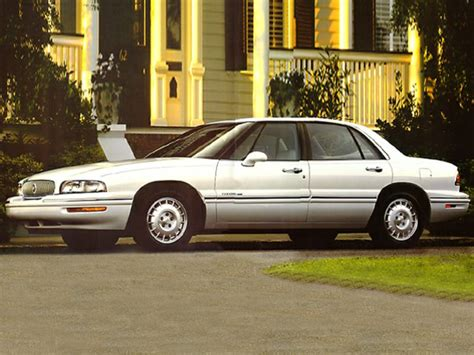 1999 buick lesabre mpg 1999 buick lesabre reviews specs and prices cars