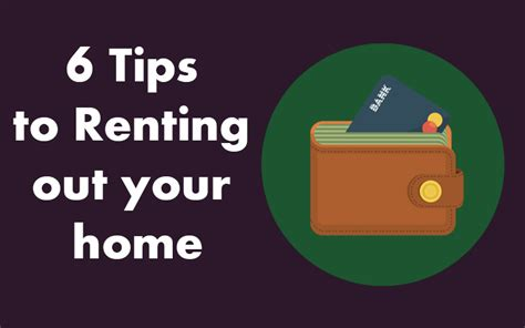 Rent Out Your by 6 Tips To Renting Out Your Home Mafadi