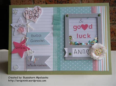 Goodbye Handmade Cards - best 25 farewell card ideas on going away