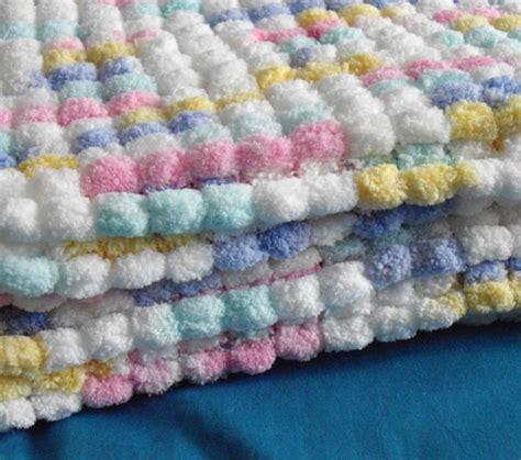 pom pom wool knitting patterns 17 best images about pom pom blankets on pom