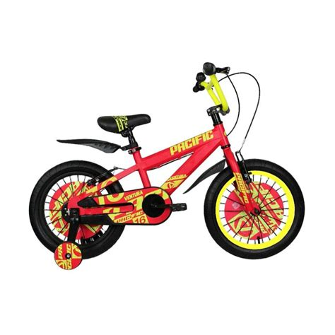 sepeda mtb pasific ventura 3 0 jual pacific bike ventura 3 0 bmx sepeda anak yellow