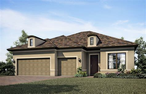 Winding Cypress Tangerly Oak Home Winding Cypress In Naples Southwest Floridanew Build Homes