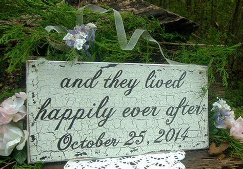 beautiful bridal shabby chic wedding signs