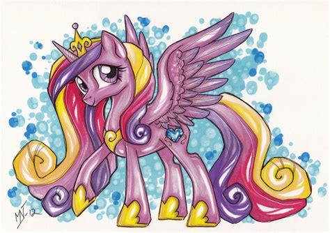 Princess Cadence Drawing