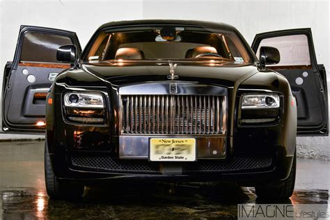 rolls royce ghost rental in new york city imagine