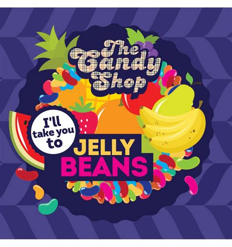 Liquid Usa Jelly jelly beans aroma 10 ml the shop big usa