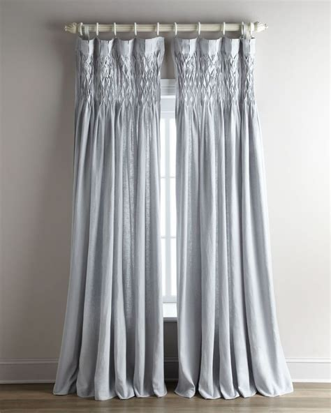 neiman marcus curtains curtains linen curtains and pom poms on pinterest