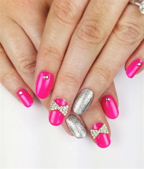 Pretty Nail Ideas by 20 Pink And Pretty Nail Design Ideas Doozy List