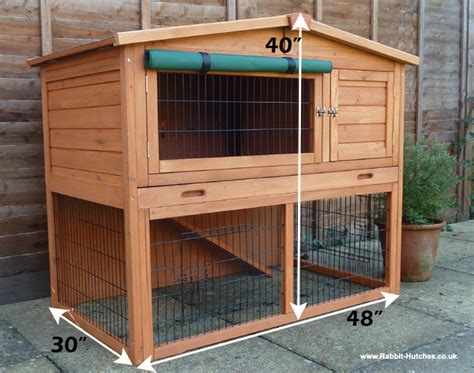 Handmade Rabbit Hutch - rabbit hutch plans car interior design