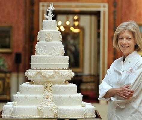 Wedding Cake Kate Middleton by Prince William And Kate Middleton S Wedding Cake
