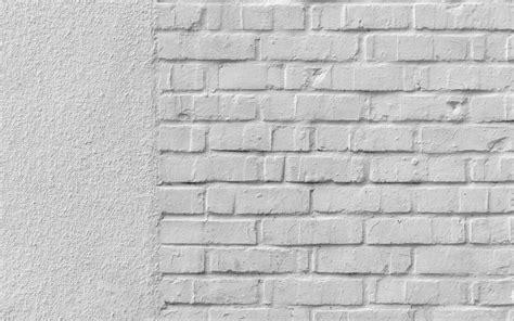 wallpaper  wall brick white paint