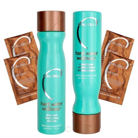 malibu hair treatment for iron malibu c hard water wellness kit 1 kit beautycarechoices