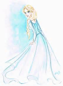 drawings of elsa from frozen disney s frozen elsa la reine des neiges by