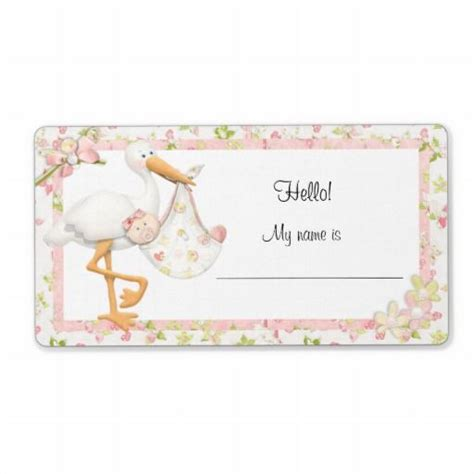 baby shower name tags 21 best images about baby shower name tags on