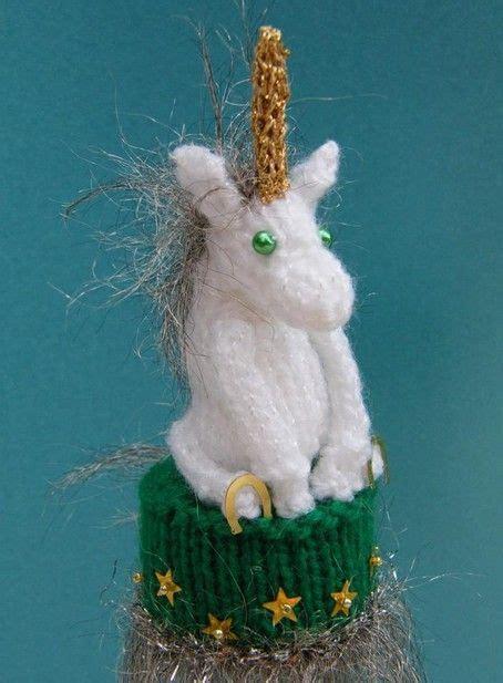 knitting pattern unicorn knit a unicorn pattern knitting pinterest
