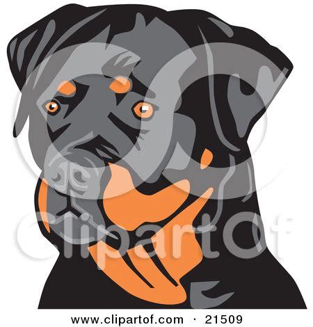 rottweiler silhouette clip rottweiler silhouette clip 41