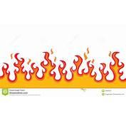 Feuer Flammt Drehzahl Neigung Hitze W&252rziges Symbol