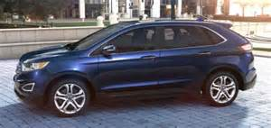 Ford Edge Colors 2017 Ford Edge Colors Release Date Price