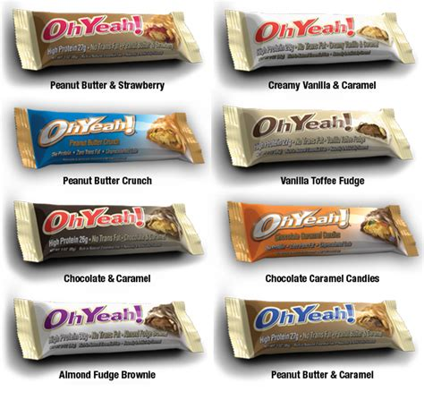 o yeah protein bars oh yeah protein bar gluten free protein bar reviews