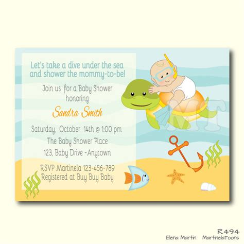 Themed Baby Shower Invitations by Themed Baby Shower Invitations Cimvitation