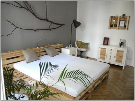 pallet bedroom ideas 64 bedroom ideas for furniture made of pallets fresh