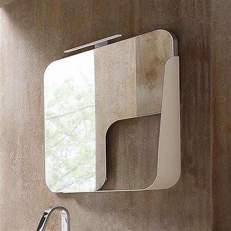 Modern Bathroom Mirrors Au Arblu Mirror Quadra Modern Bathroom Mirrors