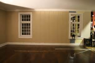 Painting Paneling In Basement Painted Paneling Jordan S House Pinterest