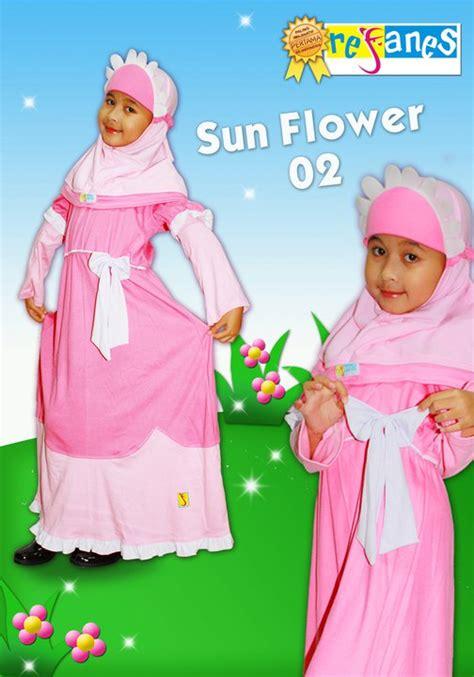 Anak Sz4 by Baju Dongeng Sun Flower 02 Sylvia Heroestiana Shop